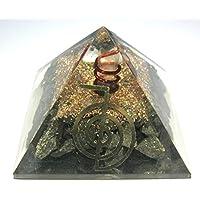 Exklusives 77 Gramm Golden Pyrit Organit Pyramide Kristall Heilungs Reiki Feng Shui Geschenk Energie Wellness... preisvergleich bei billige-tabletten.eu