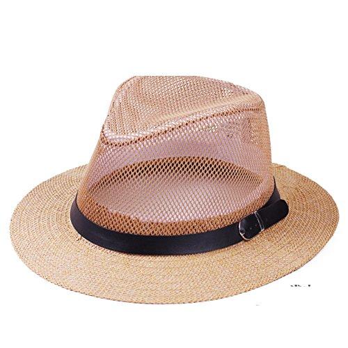 JIANCHIJY Chapeau Visière Petit Mode Coréenne British Rétro Jazz Hat Gentlemens Chapeaux Chapeaux Anti-sai