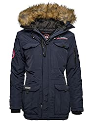 Geographical Norway Alcatras Lady, Parkas Para Mujer
