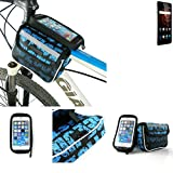 Fahrrad Rahmentasche für Allview X3 Soul Lite,