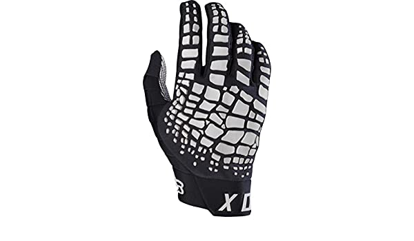 S//8/Motocross//MTB Gloves 360/Grav Fox 2017/Mens Gloves Black Size
