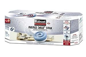 Rubson Recharges Neutres Aero 360 pour Absorbeur - Lot de 6 recharges