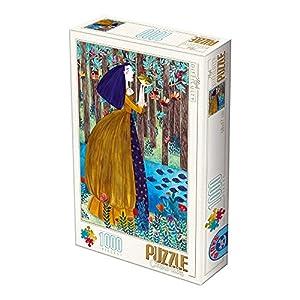 Unbekannt D de Toys 2-Puzzle 1000Andrea Kurti-02The Frog Princess