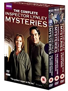 Inspector Lynley Complete Collection [DVD]