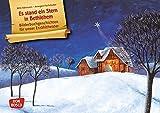 Es stand ein Stern in Bethlehem. Kamishibai Bildkartenset.: Entdecken - Erzählen - Begreifen: Bilderbuchgeschichten (Bilderbuchgeschichten für unser Erzähltheater) - Willi Fährmann