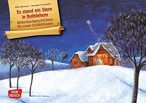 Es stand ein Stern in Bethlehem. Kamishibai Bildkartenset.: Entdecken - Erzählen - Begreifen: Bilderbuchgeschichten par Willi Fährmann