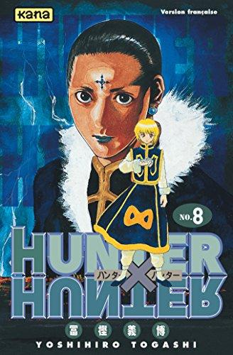 Hunter X Hunter, tome 8 par Yoshihiro Togashi