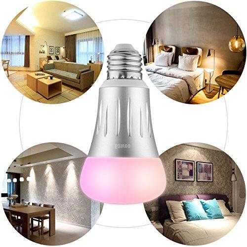 - 51QMWonuVRL - Eclairez votre intérieur intelligemment avec la lampe smart Bawoo