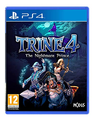 Trine 4: The Nightmare Prince - PlayStation 4 (PS4) Best Price and Cheapest