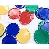 500x Token/disco/Fichas de poker/fichas de bebida/4colores
