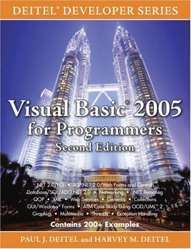 Deitel Basic Visual (Visual Basic 2005 for Programmers (Deitel Developer))