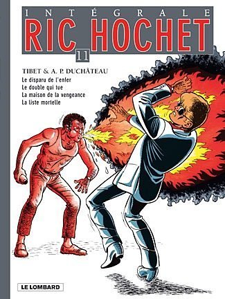Ric Hochet - Intégrale - tome 11 - Ric Hochet - Intégrale