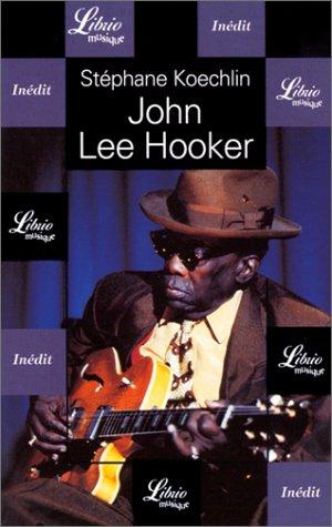 John Lee Hooker par Stéphane Koechlin