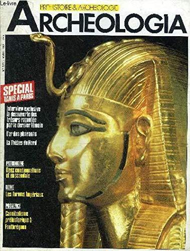 Tanis. L'or des pharaons. Galerie Nationale du Grand Palais 1987