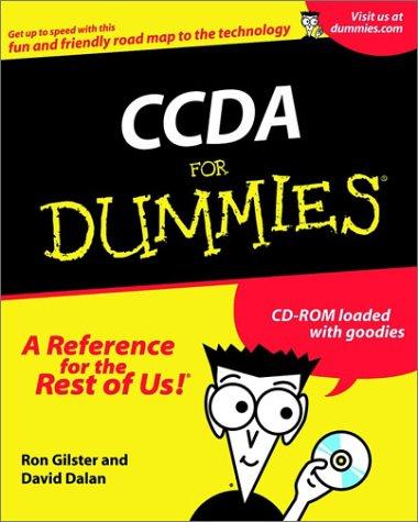 CCDA For Dummies por Ron Gilster