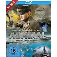 Admiral - Warrior. Hero. Legend.