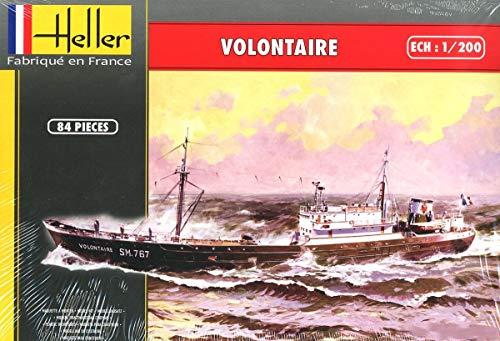 Heller 80604 - Maqueta voluntaria, 1/200