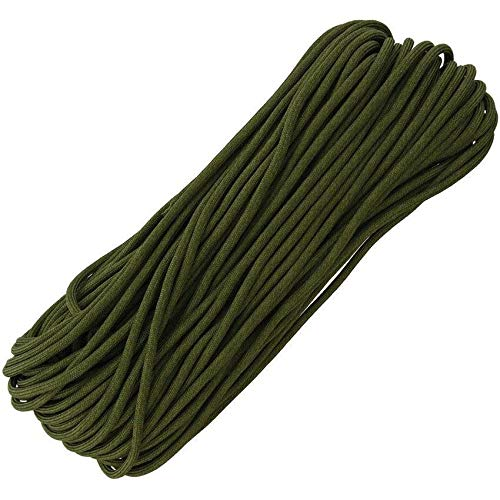 Marbles Military Spec Paracord Green MIL-C-5040 Type III CAMO Green -