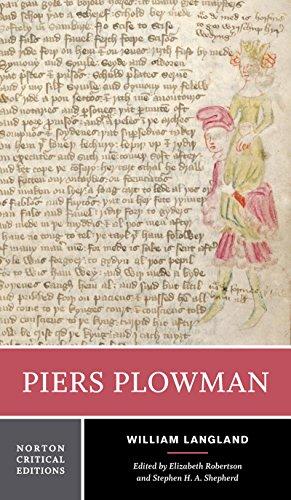 Piers Plowman (Norton Critical Editions) por William Langland