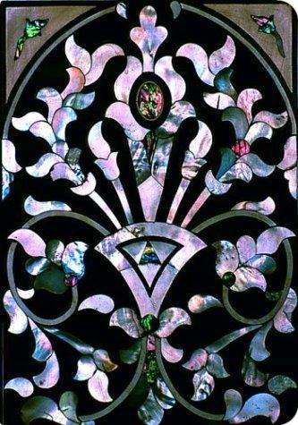 Paperblanks Intricate Inlays Damas Marble (2004-02-01) (Damen-inlay)