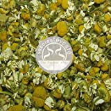 SABOREATE Y CAFE THE FLAVOUR SHOP Infusión de Manzanilla en Flor de Origen Europeo Infusion Natural Digestiva Adelgazante 1 kilogramo