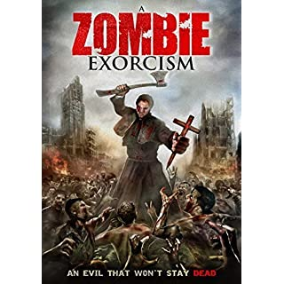 Zombie Exorcism, A by Mads Althoff