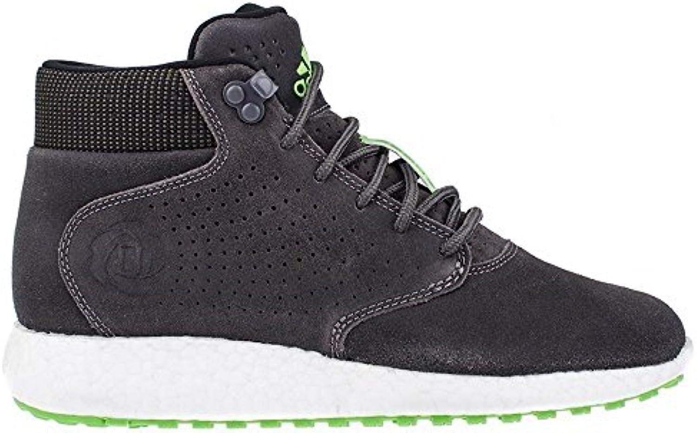 adidas d rose lakeshore boost bonjour hommes formateurs chaussures c77493 - gris - c77493 vert (uk 6,5 / 40 eur / us 7) 43a8f1