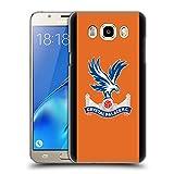 Head Case Designs Offizielle Crystal Palace FC Away Torwart Trikot 2018/19 Spieler Kit Ruckseite Hülle für Samsung Galaxy J5 (2016)