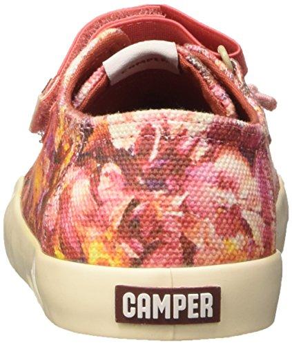 Camper Peu Rambla, Scarpe Da Ginnastica Basse Bambina Multicolore