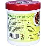 SHEABUTTER Bio Pur Aloe Vera unraffiniert 500 g