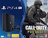 PS4 Pro 1To + Call of Duty: World War II