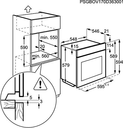 preisvergleich aeg bps55132am einbaubackofen backofen mit dampfzugabe willbilliger. Black Bedroom Furniture Sets. Home Design Ideas