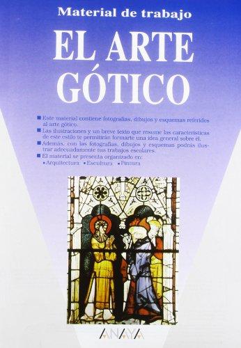 Recortables Arte Gotico    7 Car Anaya por Vv.Aa.