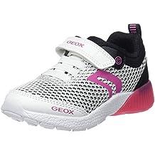 Geox J Sveth A, Zapatillas para Niñas