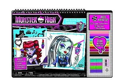 Imc Toys - Diseña Con Maquillaje Tus Personajes Monster High 43-870390 de Imc Toys
