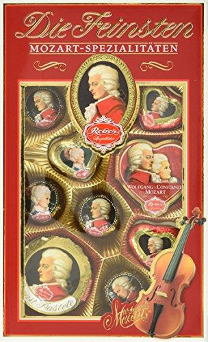 Preisvergleich Produktbild Reber Mozart Spezialitäten Die Feinsten Weihnachten,  1er Pack (1 x 218 g)
