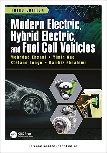 Modern Electric, Hybrid Electric, and Fuel Cell Vehicles: International Student Edition Usa-hybrid