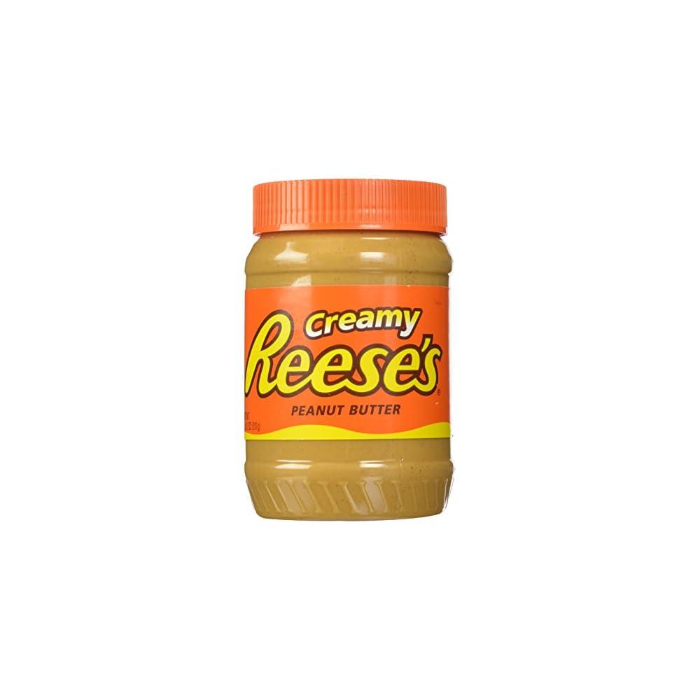 Reeses Creamy Peanut Butter 510g Original Us Importware