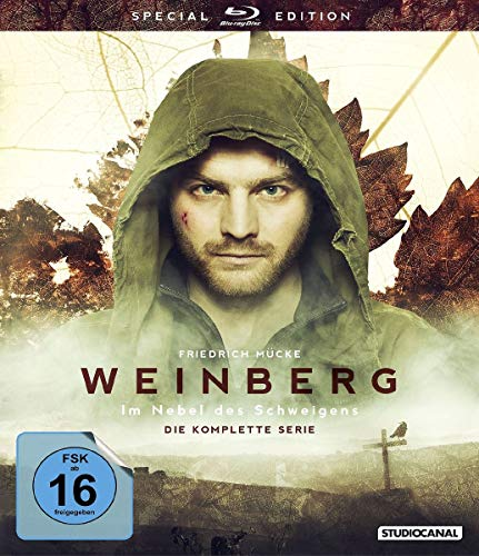 Weinberg - Die komplette Serie - Mediabook [Blu-ray] [Special - Franzen Kostüm