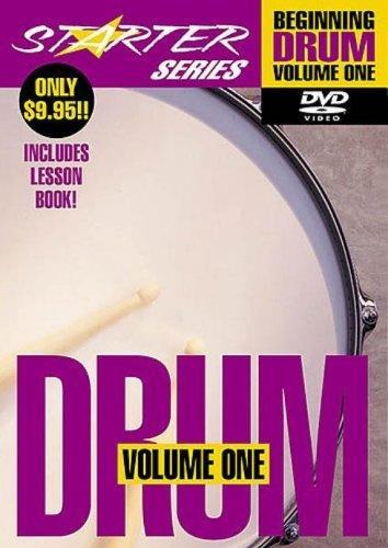 Beginning Drum Vol. 1 DVD - Starter Series by Tim Pedersen