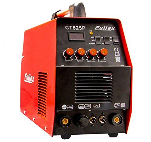 FULLEX CT 525 P 4 in 1 Kombigerät. WIG / E-HAND / MMA / PLASMASCHNEIDER