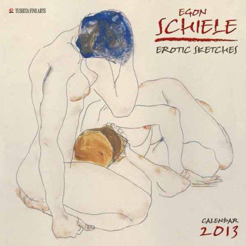 Egon Schiele - Erotic Drawings 2013 (Fine Art)