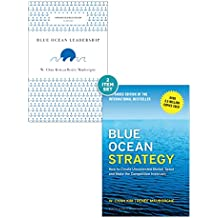 "Blue Ocean Strategy with Harvard Business Review Classic Article ""Blue Ocean Leadership"" (2 Books) (English Edition)"