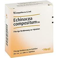 Echinacea Compositum Sn Ampullen 10 stk preisvergleich bei billige-tabletten.eu