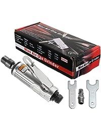 HITSAN 1/4 Inch 22000rpm Pneumatic Die Grinder Micro Air Die Grinder Grinding Polishing Tools
