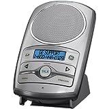 General Electric 28108EE1 2-Way Wireless Speakerphone Intercom (Silver)