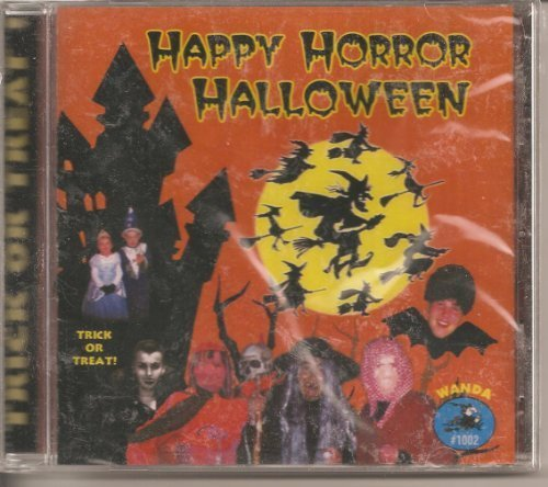 Happy Horror Halloween by Various Artists (2007-09-04)