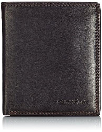 Samsonite Success SLG - Wallet 6CC mit Flap H, Window, Coin und 2 Compartments Münzbörse, Schwarz