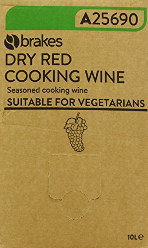 Brakes Red Cooking Wine 10 Litre Test