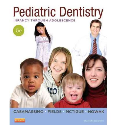 By Paul S Casamassimo ; Henry W Fields, Jr. ; Dennis J McTigue ; Arthur Nowak ( Author ) [ Pediatric Dentistry: Infancy Through Adolescence (Revised) By Nov-2012 Hardcover